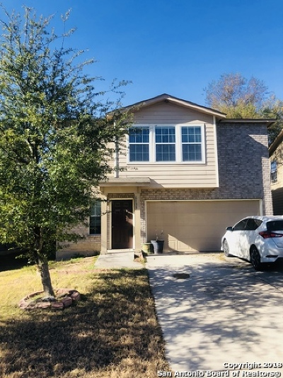 San Antonio Single Family Home For Sale: 6135 Plumbago Pl