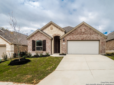 Bexar County Single Family Home Price Change: 27823 Dana Creek Dr.