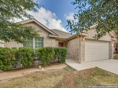 Cibolo Single Family Home Back on Market: 216 Country Vale