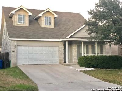 Helotes Single Family Home For Sale: 9719 Lindrith