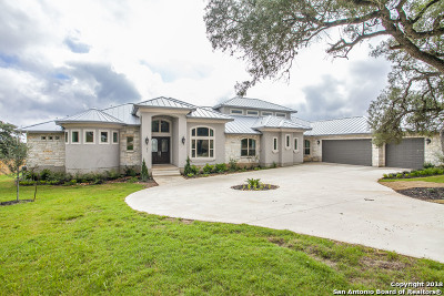 Bexar County Single Family Home For Sale: 23531 Osceola Bluff