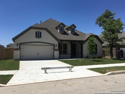 Boerne Single Family Home For Sale: 120 Noble Wds