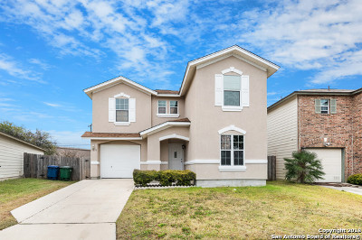 San Antonio Single Family Home Back on Market: 11211 Archers Bay