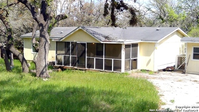 Boerne Manufactured Home For Sale: 103 Valley View Spur