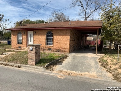 New Braunfels Single Family Home Price Change: 182 W Torrey St
