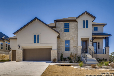 San Antonio Single Family Home For Sale: 29031 Prospect Creek