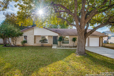 Schertz, Cibolo Single Family Home For Sale: 124 Thomas Edison Dr
