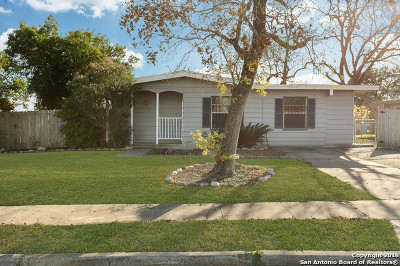 San Antonio Single Family Home Back on Market: 6218 Cedar Valley Dr