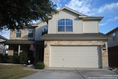 Schertz Single Family Home Active Option: 225 American Flag