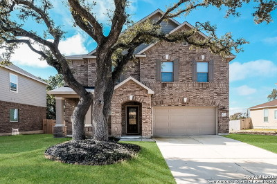 Boerne Single Family Home For Sale: 7814 Emmeline Dr