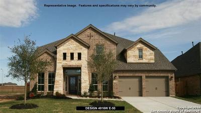 Bexar County Single Family Home For Sale: 8823 Hideout Bend