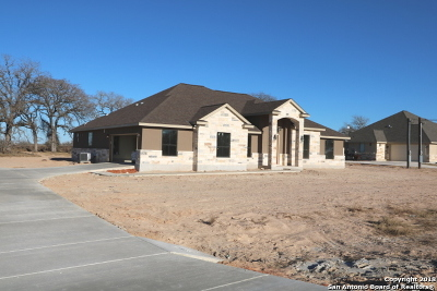 Floresville Single Family Home For Sale: 308 Abrego Lake Drive