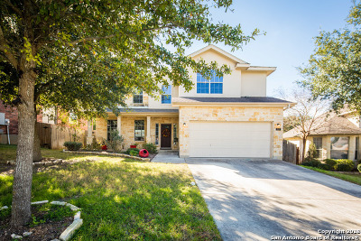 New Braunfels Single Family Home Price Change: 3137 Rosario Ln
