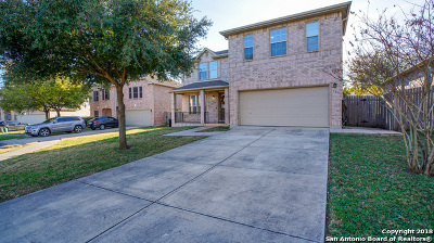 Cibolo Single Family Home For Sale: 109 Springtree Gate