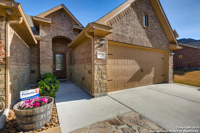 Helotes Single Family Home Price Change: 17930 Bierstadt Mt