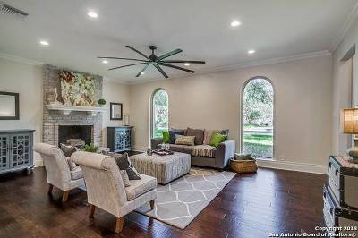Alamo Heights Single Family Home For Sale: 7519 Shadylane Dr