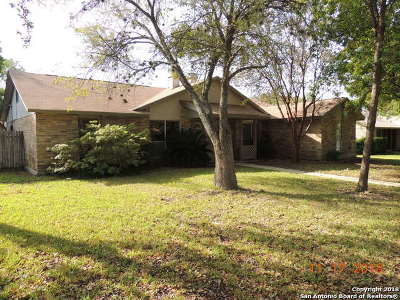 San Antonio Multi Family Home Back on Market: 8016 Echo Wind St