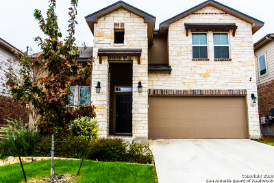 Alamo Ranch Single Family Home Active Option: 5727 Freeport Leaf