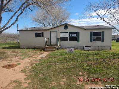 Atascosa County Single Family Home For Sale: 165 De La Garza Ln