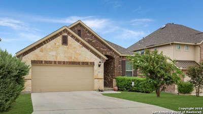 San Antonio Single Family Home For Sale: 5323 Saffron Rose