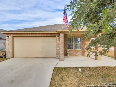 Selma Single Family Home Active Option: 7719 Trophy Club