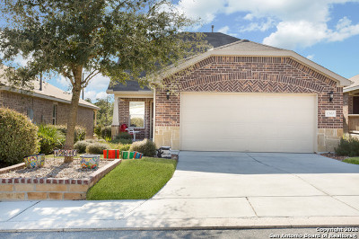 Bexar County Single Family Home For Sale: 12810 Pronghorn Oak