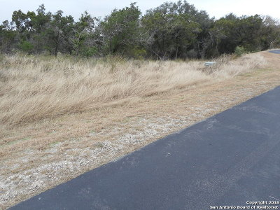 New Braunfels Residential Lots & Land Back on Market: 2513 Otter Way