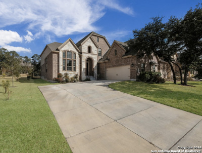Helotes Single Family Home Active Option: 10435 Foxen Way