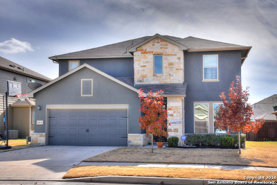 Converse Single Family Home For Sale: 10442 Queensland Way