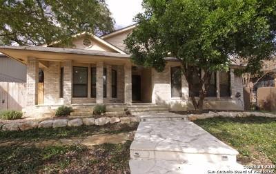 San Antonio Single Family Home For Sale: 13423 Marceline
