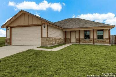 Single Family Home For Sale: 507 Sendera Way