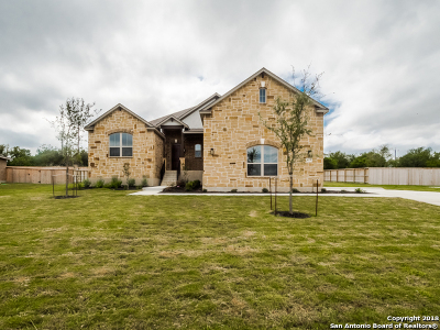 Bexar County Single Family Home For Sale: 4407 Saddle Spur