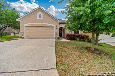 Boerne Single Family Home For Sale: 8710 Gelvani Grove