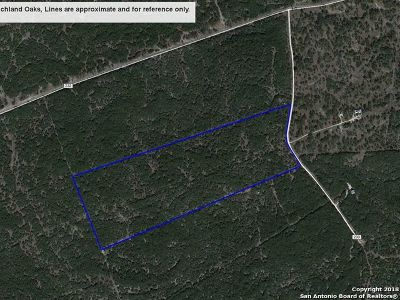 Hondo Residential Lots & Land For Sale: Lot 12 County Road 233