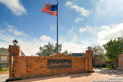 San Antonio Condo/Townhouse New: 7500 Callaghan Rd. #162