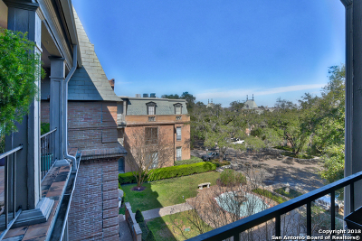 San Antonio Condo/Townhouse New: 7709 Broadway St #303