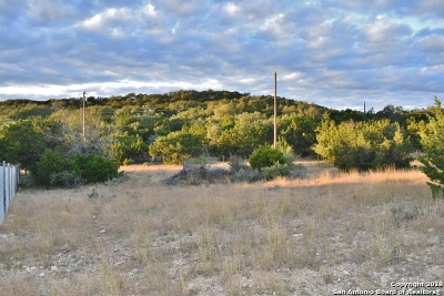 Bexar County Residential Lots & Land For Sale: 1220 Pinyon Hill