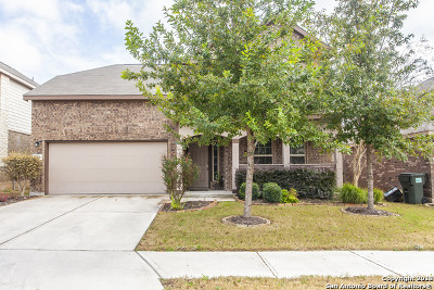 Cibolo Single Family Home For Sale: 549 Saddle Back Trl