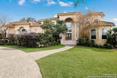 Bexar County Single Family Home New: 2534 Winding View
