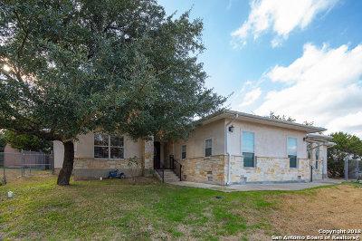 Canyon Lake Single Family Home For Sale: 1287 Dawnridge Dr
