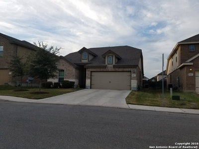 San Antonio TX Single Family Home Active Option: $265,000