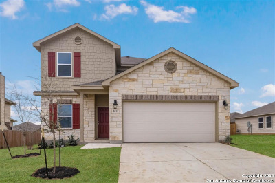 Converse Single Family Home For Sale: 2611 Wolf Moon