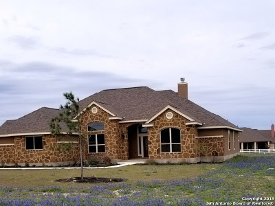 La Vernia Single Family Home For Sale: Lot 62 116 Vintage Run Dr