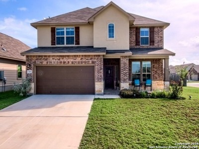 New Braunfels Single Family Home For Sale: 722 Stratus Path