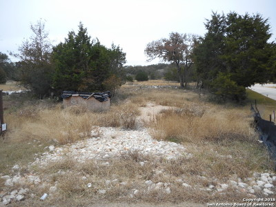Comal County Residential Lots & Land For Sale: 612 Haven Point Loop