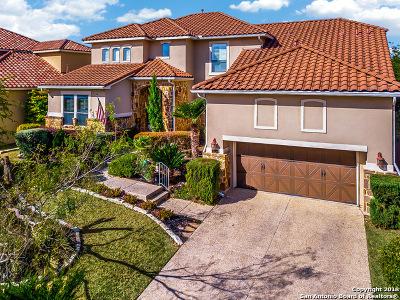 San Antonio Single Family Home New: 1235 Via Belcanto