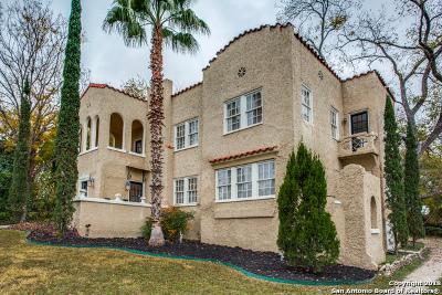 Multi Family Home Active Option: 1511 W Mistletoe Ave