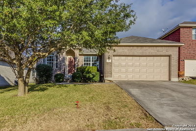 Cibolo Single Family Home For Sale: 204 Shadow Mountain Dr
