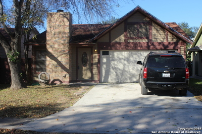 Single Family Home For Sale: 9423 Valley Rock