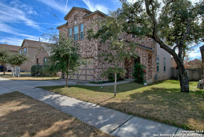 Boerne Single Family Home New: 157 Rolling Creek